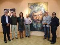 La obra 'Morgan' gana el I Premio de Pintura de FundArte Ocular, dotado con 6.000 euros