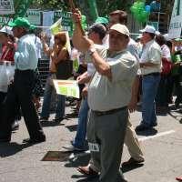 Asaja anuncia movilizaciones en las Cortes y pide negociar con los grupos