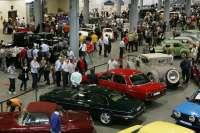 Aficionados a los modelos clásicos de vehículos se darán cita la semana próxima en el certamen Motor Época