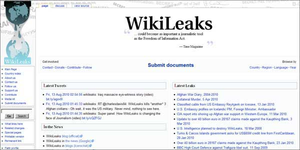 Wikileaks filtrará nuevos informes de Irak