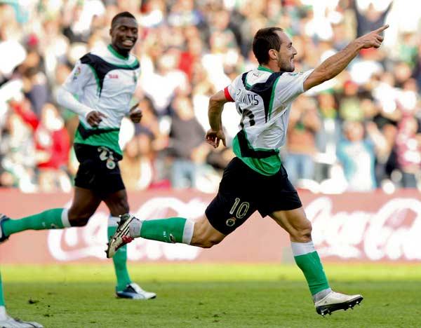 Gol de Pedro Munitis