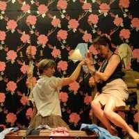 Una obra de teatro de la compañía Ónfalo abre este lunes en Santiago la Feira Galega das Artes Escénicas