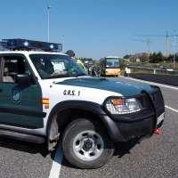El fin de semana se salda con tres heridos graves y tres leves en las carreteras asturianas