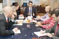 Martín garantiza la continuidad de los principales proyectos de Medio Ambiente