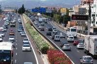 Ningún fallecido y diez heridos en las carreteras de Castilla-La Mancha durante el fin de semana