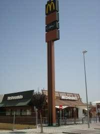 Inbisa construirá dos McDonald's, en Huelva y Algeciras (Cádiz)
