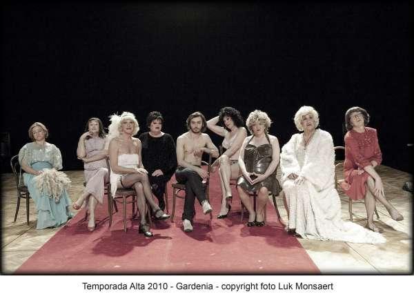 'Gardenia' explora en Temporada Alta la vejez a través del travestismo y la transexualidad