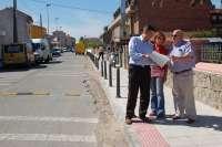 El PRC destaca las inversiones del Gobierno regional en la ciudad y recrimina al alcalde su