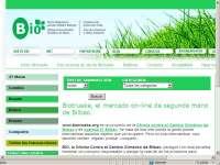El Ayuntamiento de Bilbao crea la página web biotrueke.org para regalar, intercambiar o vender objetos usados