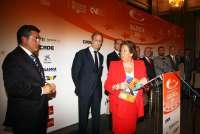 Barberá solicita que el Gobierno declare evento de especial interés público la Capitalidad Europea del Deporte