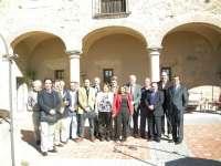 Constituido el Consejo de la Comunidad de Trabajo Tajo-Internacional