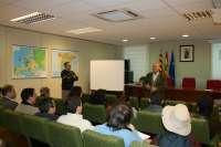 El CITA acoge una jornada para transferir conocimiento a alumnos extranjeros sobre economía agroalimentaria