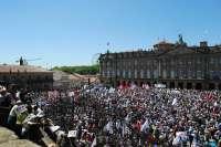 Más de 30.000 firmas avalan la iniciativa popular para defender los derechos lingüísticos que ahora tramita el BNG
