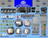 Desarticulado un 'punto negro' de venta de drogas en Santander con la detención de una pareja