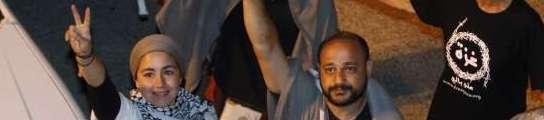 Dos de los tres españoles de la 'Flota de la Libertad' asaltada por Israel volverán a Gaza