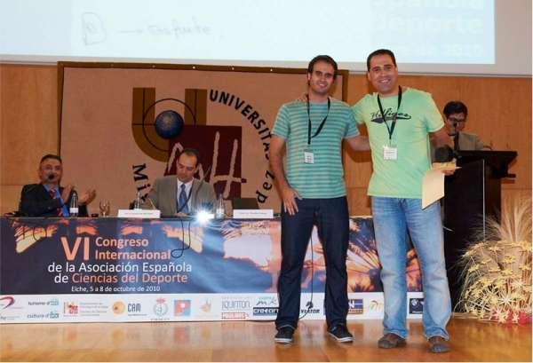 Profesores del campus de Huesca son premiados por un estudio sobre la resistencia en la enseñanza secundaria