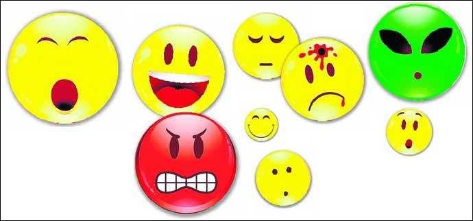 Los emoticonos, la sonrisa de Internet