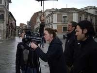 Valladolid, Simancas y Ar�valo, escenarios del rodaje de un documental  para Al-Jazeera TV sobre musulmanes en Espa�a