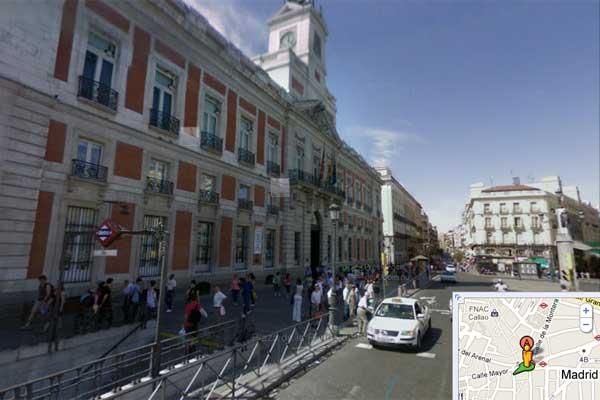 Google acuerda borrar los datos personales recogidos por su callejero 'Street View'