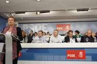 El PSOE renueva un 47% de sus candidatos a grandes ciudades y el 69,23% para las CCAA
