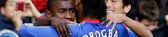 Gol del Chelsea