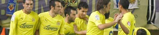 Nilmar y Rossi desmontan a un Atlético que se quejó del árbitro (2-0)  (Imagen: EFE)