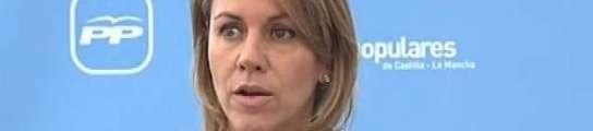 El sueldo de Cospedal supera en casi 150.000 euros al de Barreda