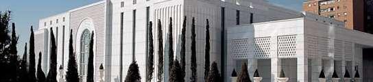 Templo mormón en Madrid