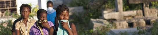 República Dominicana prohíbe la entrada a miles de haitianos por temor al cólera  (Imagen: EFE)