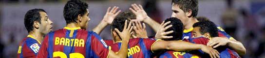 El Barça gana en Ceuta en el partido de ida de la Copa del Rey con su equipo B  (Imagen: EFE)