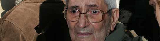 Fallece el ex presidente y fundador de Comisiones Obreras Marcelino Camacho  (Imagen: ARCHIVO)