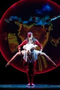 El teatro Jovellanos acoge 'Onegin', una producción de la compañía rusa Eifman Ballet Theatre