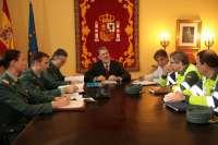 Guardia Civil establecerá un dispositivo especial de seguridad e intensificará controles en la Fiesta del Orujo