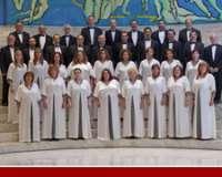 El Coro Lírico de Cantabria interpreta el viernes en el Palacio una ópera de Rossini basada en un texto sacro