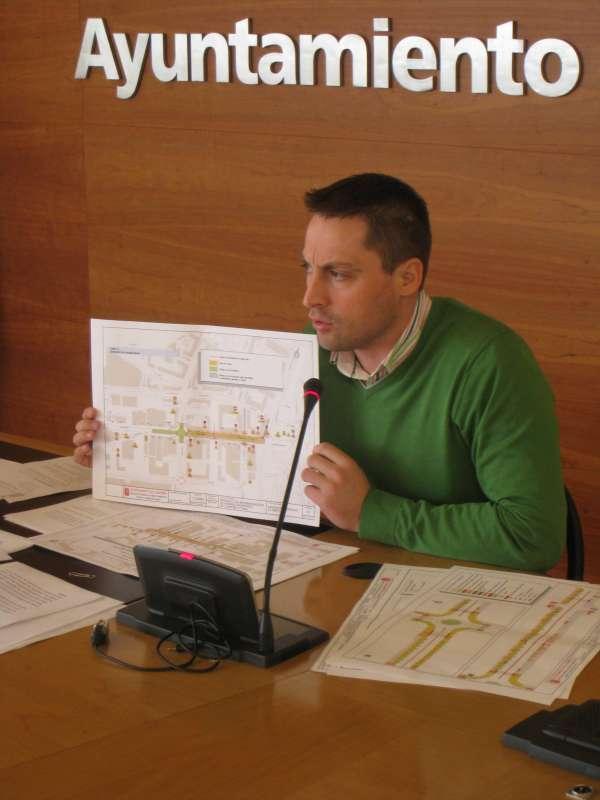 Sale a contratación la primera fase de Avenida de Burgos por 1,9 millones y siete meses de ejecución
