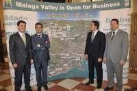 El Ayuntamiento incorporará la marca tecnológica Málaga Valley a la promoción turística de la ciudad