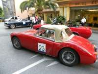 Fuerte Marbella vuelve a ser la sede de la XV edición del rally de vehículos clásicos Criterium Sur de Europa