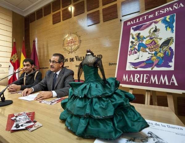 Seminci-El iscariense Daniel Cabrero realiza un documental sobre Mariemma para que