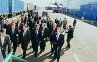 BSH inaugura en Zaragoza el almacén más grande del grupo, que concentra operaciones de logística de España y Portugal