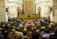 El Parlamento andaluz aprueba por unanimidad la Ley de atención y asistencia a las víctimas del terrorismo