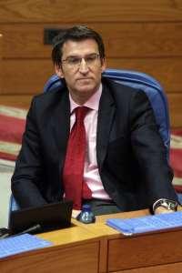 Feijóo expresa su pesar por la muerte del ex presidente argentino Néstor Kirchner