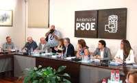 Griñán convocará a la Ejecutiva del PSOE-A y a los secretarios provinciales para abordar la dimisión de Velasco