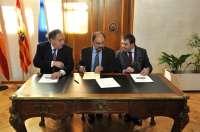 Ejea (Zaragoza) contará con una planta de producción de energía eléctrica a partir de biomasa