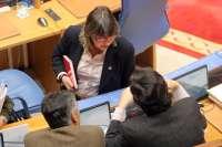 El BNG denuncia que marineros no cobraron ayudas de la Xunta de 2009 y Quintana lo niega