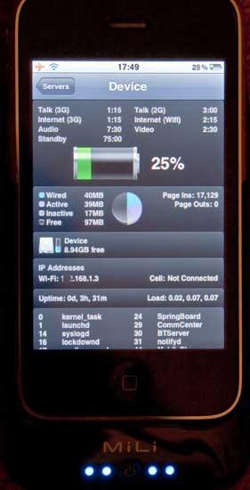 Desarrollan una tecnología que pretende que la batería del móvil dure 10 veces más
