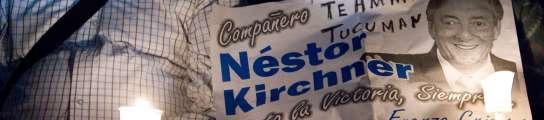 En recuerdo de Kirchner
