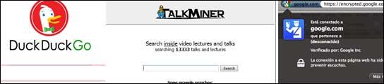 Buscadores alternativos a Google y Bing: especializados, protectores de privacidad...  (Imagen: ARCHIVO)
