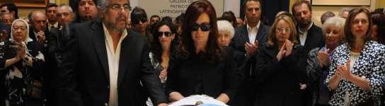 Fernández de Kirchner retoma el mando de Argentina tras la muerte de su esposo  (Imagen: EFE)