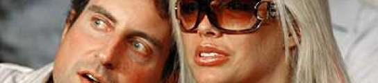 Howard K. Stern y Anna Nicole Smith