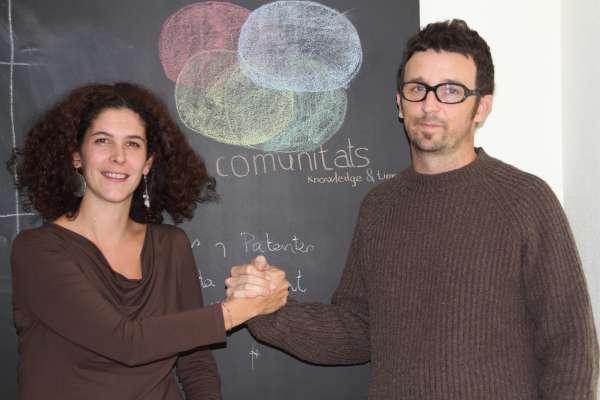 Dos catalanes crean en León la primera comunidad virtual para el intercambio de conocimientos entre emprendedores